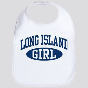 Long Island Girl Bib